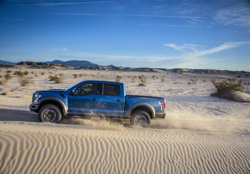 2019 Ford F-150 Raptor now with uprated Fox dampers Image #821116