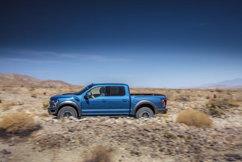 2019 Ford F-150 Raptor now with uprated Fox dampers Image #821121