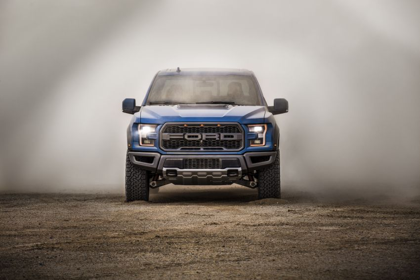 2019 Ford F-150 Raptor now with uprated Fox dampers Image #821131
