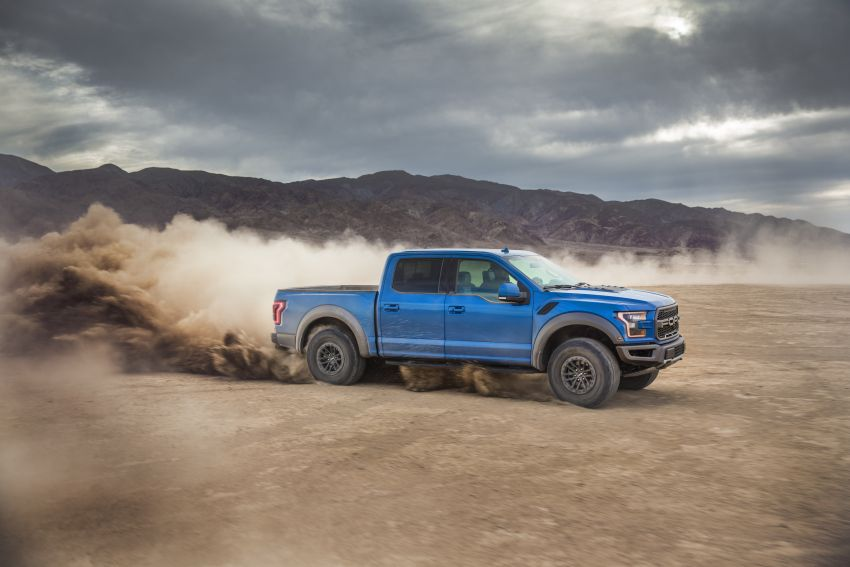2019 Ford F-150 Raptor now with uprated Fox dampers Image #821097