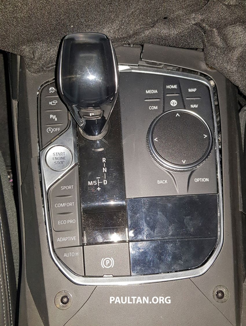 SPYSHOTS: G20 BMW 3 Series – interior clearly seen Image #814995