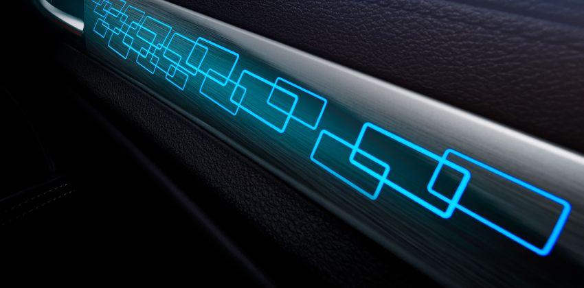 Geely Borui GE – MHEV, PHEV powertrains, display key, AEB, dual-screen dash; next Proton Perdana? Image #822192