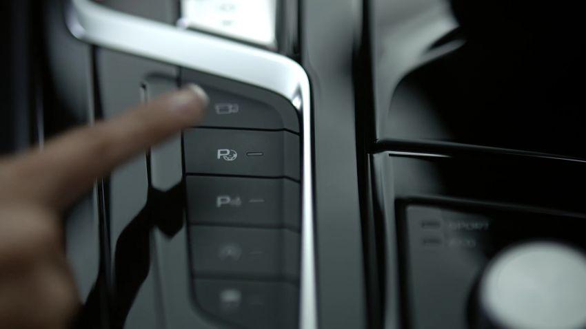 Geely Borui GE – MHEV, PHEV powertrains, display key, AEB, dual-screen dash; next Proton Perdana? Image #822265
