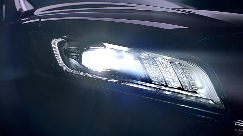 Geely Borui GE – MHEV, PHEV powertrains, display key, AEB, dual-screen dash; next Proton Perdana? Image #822267
