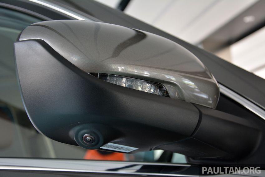 GALERI: Geely Boyue 1.8 TGDi facelift 2018 – asas SUV pertama Proton yang akan muncul tahun ini Image #813965