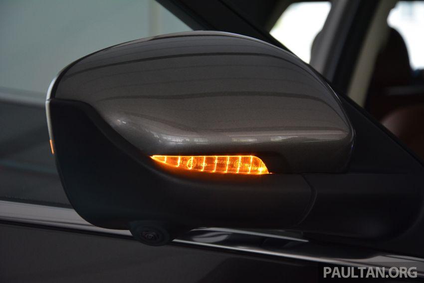 GALERI: Geely Boyue 1.8 TGDi facelift 2018 – asas SUV pertama Proton yang akan muncul tahun ini Image #813952