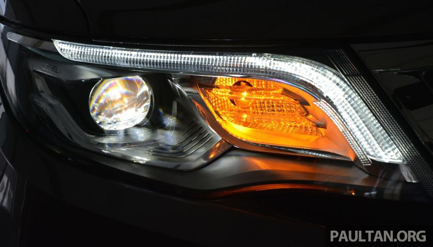 GALERI: Geely Boyue 1.8 TGDi facelift 2018 – asas SUV pertama Proton yang akan muncul tahun ini Image #813951
