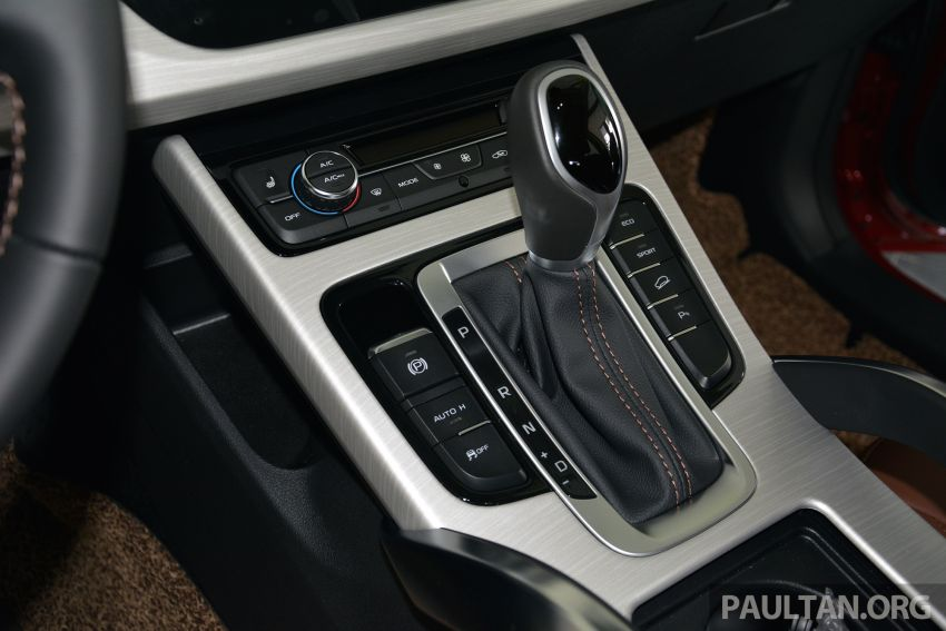 GALERI: Geely Boyue 1.8 TGDi facelift 2018 – asas SUV pertama Proton yang akan muncul tahun ini Image #813947
