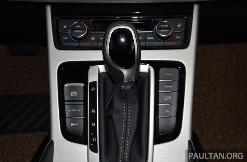 GALERI: Geely Boyue 1.8 TGDi facelift 2018 – asas SUV pertama Proton yang akan muncul tahun ini Image #813943