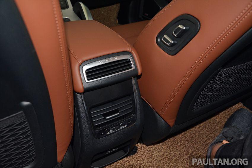 GALERI: Geely Boyue 1.8 TGDi facelift 2018 – asas SUV pertama Proton yang akan muncul tahun ini Image #813939