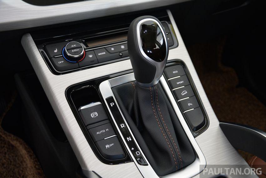 GALERI: Geely Boyue 1.8 TGDi facelift 2018 – asas SUV pertama Proton yang akan muncul tahun ini Image #813936