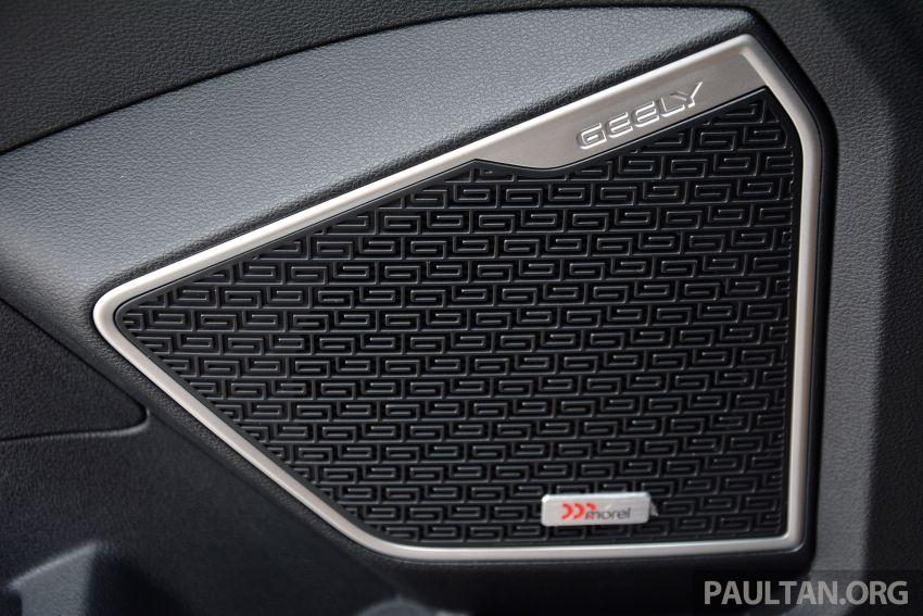 GALERI: Geely Boyue 1.8 TGDi facelift 2018 – asas SUV pertama Proton yang akan muncul tahun ini Image #813928
