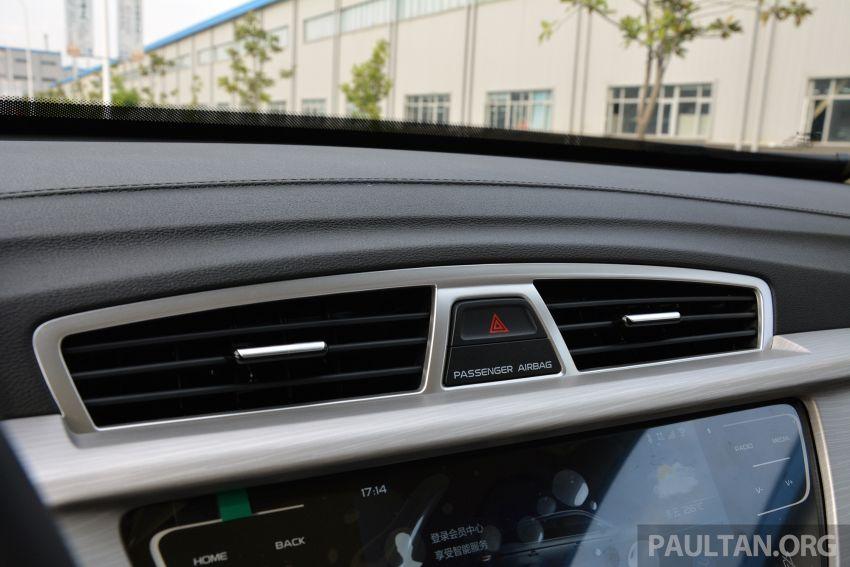 GALERI: Geely Boyue 1.8 TGDi facelift 2018 – asas SUV pertama Proton yang akan muncul tahun ini Image #813926