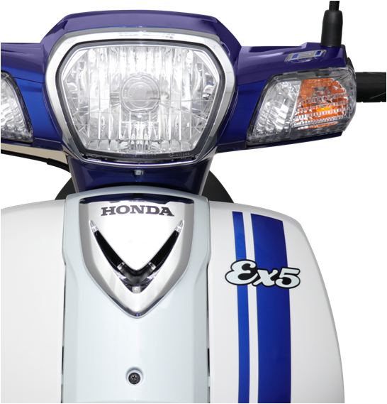 2018 Honda EX5 cub in new colours – from RM5,150 Image #817018