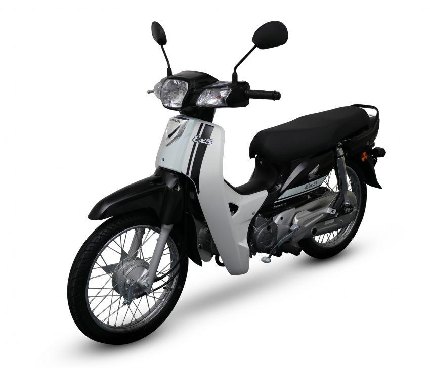 Honda EX5 diperkenalkan dalam pilihan grafik baharu Image #816970