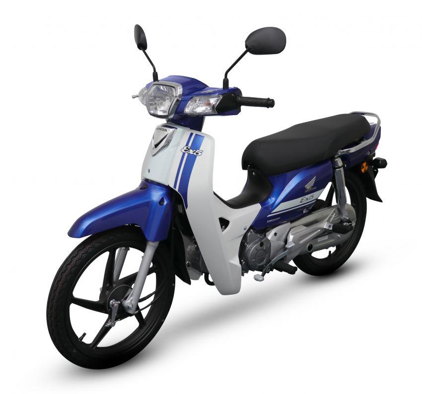 Honda EX5 diperkenalkan dalam pilihan grafik baharu Image #816972