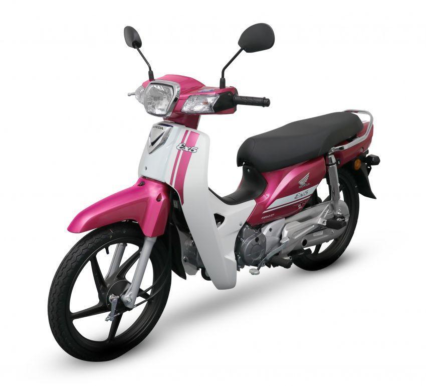 Honda EX5 diperkenalkan dalam pilihan grafik baharu Image #816973