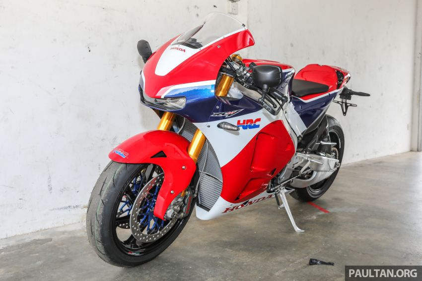 Is the Honda V4 superbike making a comeback? Image #816937