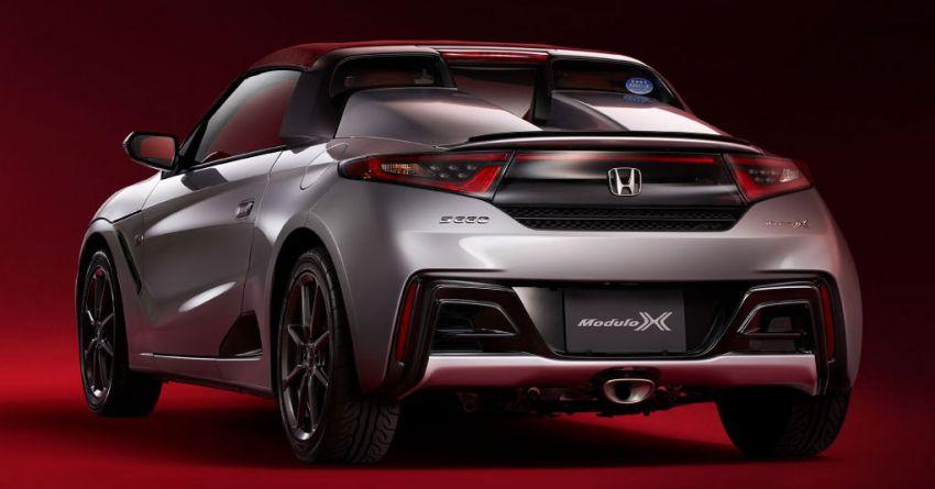 Honda S660 Modulo X revealed for Japan – RM104k Image #821826