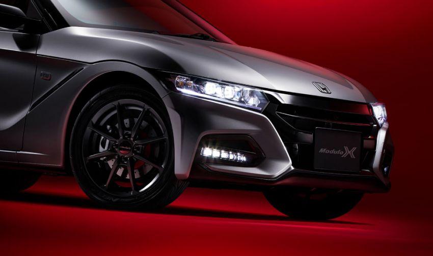 Honda S660 Modulo X revealed for Japan – RM104k Image #821827