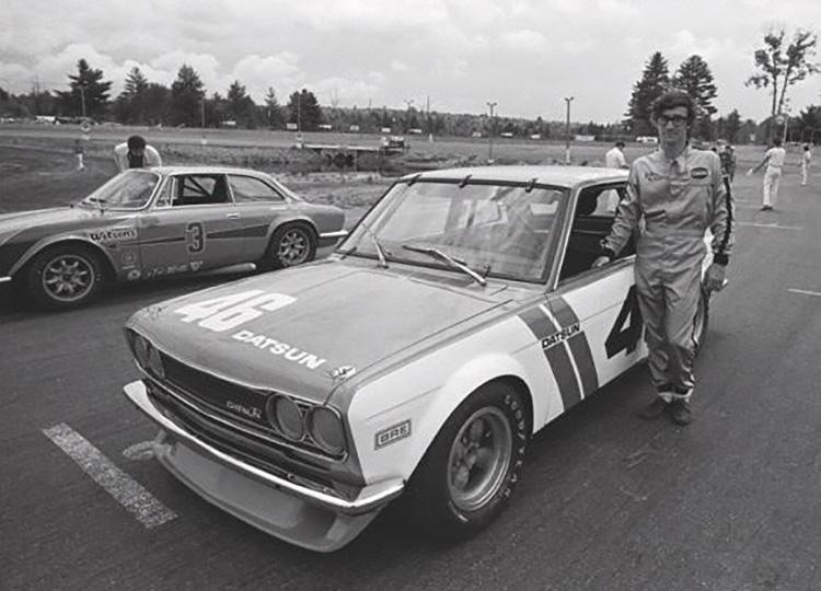 VIDEO: John Morton pandu semula BRE Datsun 240Z Image #815400