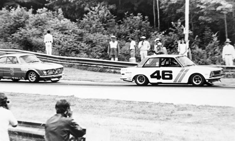 VIDEO: John Morton pandu semula BRE Datsun 240Z Image #815399