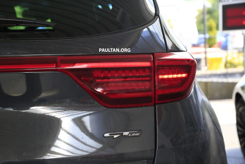 SPYSHOTS: Kia Sportage facelift caught undisguised! Image #817816