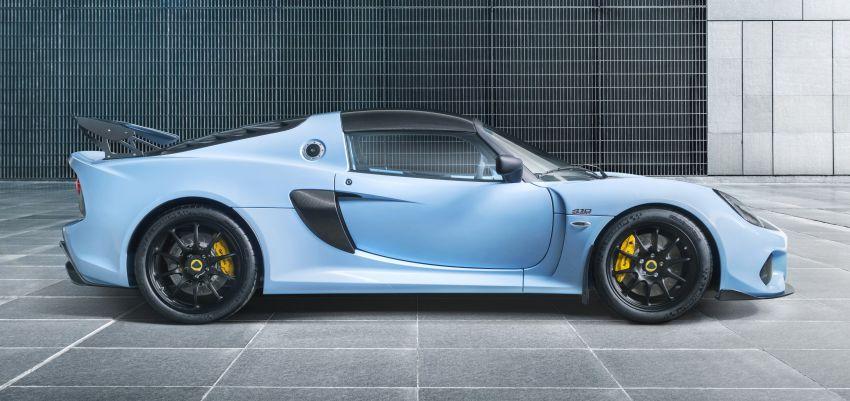 Lotus Exige Sport 410 revealed – 410 hp, 1,054 kg dry Image #815336