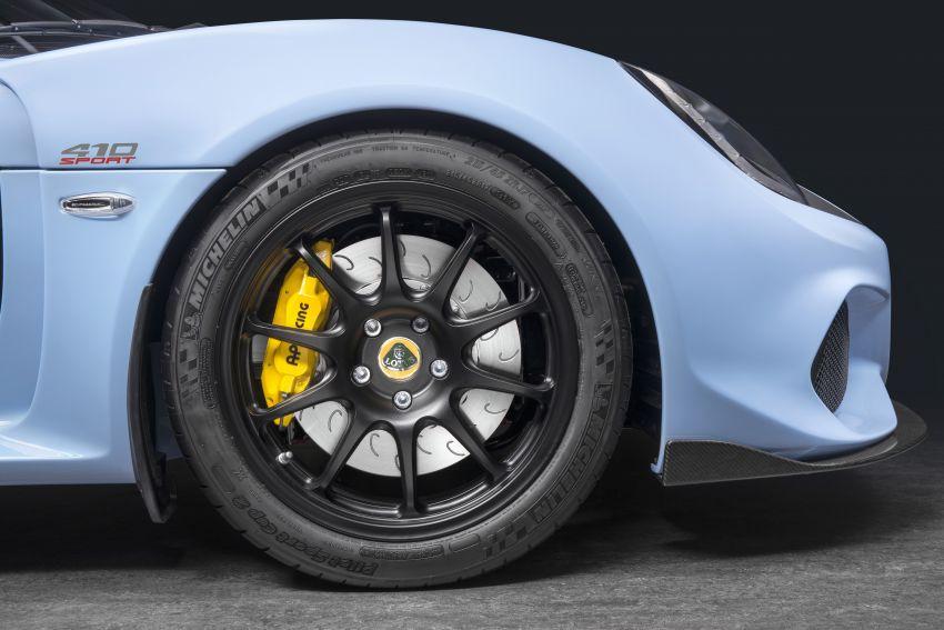 Lotus Exige Sport 410 revealed – 410 hp, 1,054 kg dry Image #815340