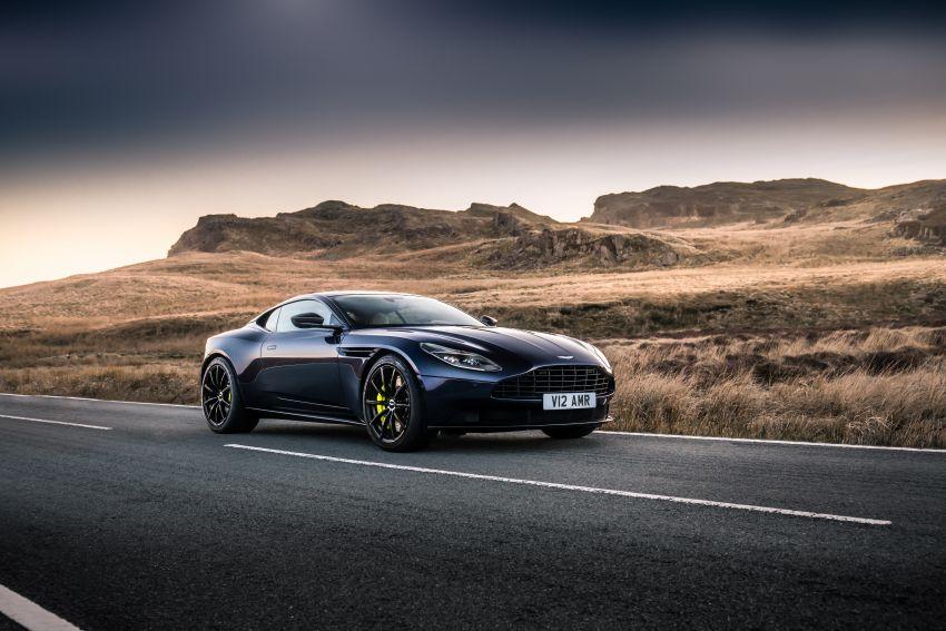 Aston Martin DB11 AMR – new 639 PS V12 flagship Image #816741