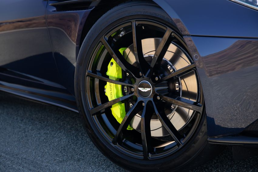 Aston Martin DB11 AMR – new 639 PS V12 flagship Image #816750