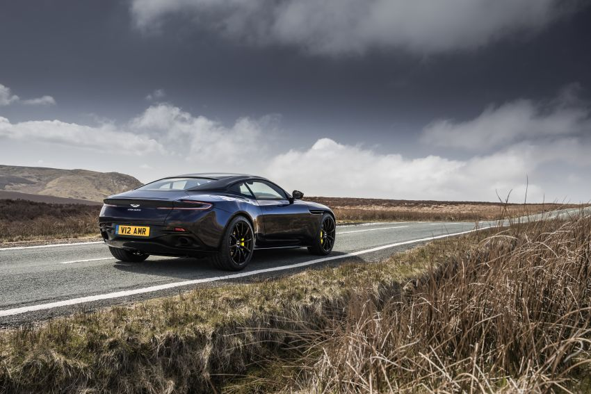 Aston Martin DB11 AMR – new 639 PS V12 flagship Image #816754