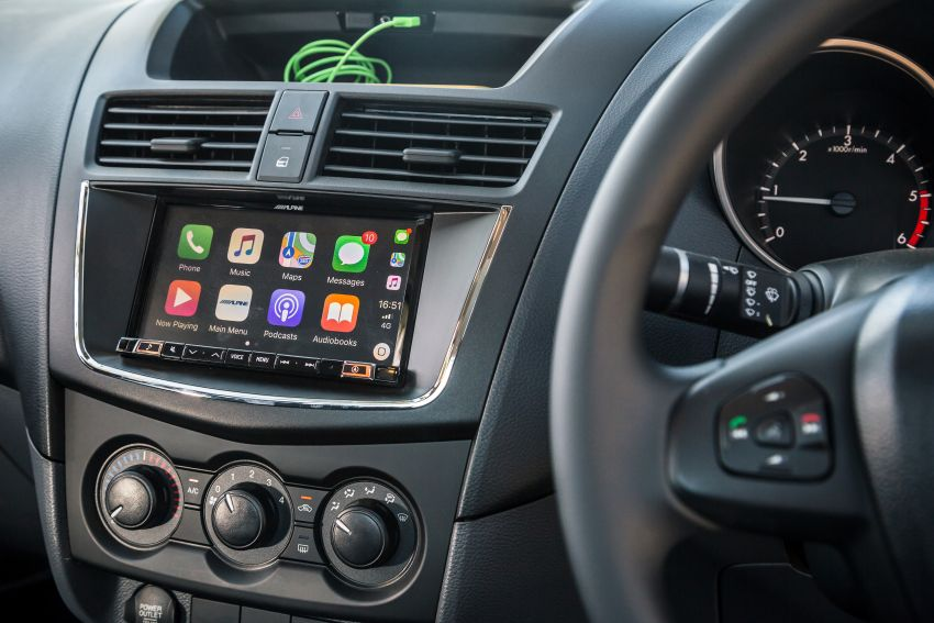 Mazda BT-50 gets second facelift in Australia – Apple CarPlay and Android Auto as standard, from RM86k Image #814879