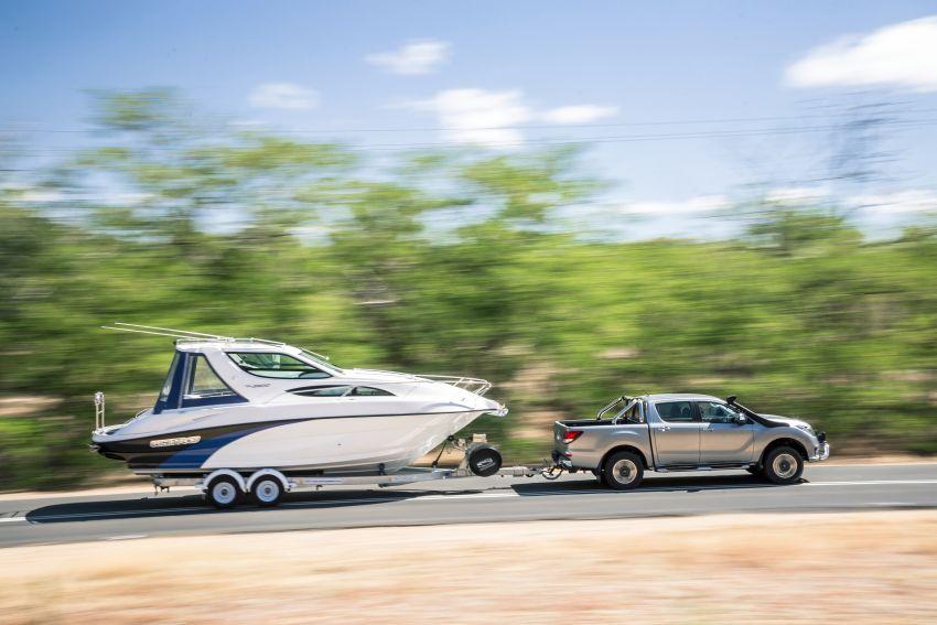 Mazda BT-50 <em>facelift</em> kali kedua diperkenalkan di Australia – rupa lebih segar, pelbagai ciri baharu Image #815293