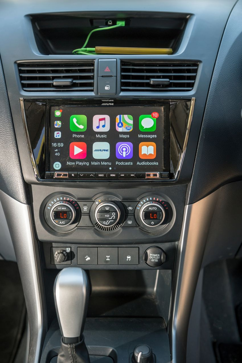 Mazda BT-50 gets second facelift in Australia – Apple CarPlay and Android Auto as standard, from RM86k Image #814890