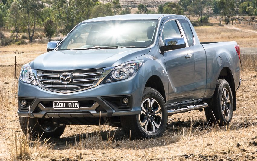 Mazda BT-50 gets second facelift in Australia – Apple CarPlay and Android Auto as standard, from RM86k Image #814892