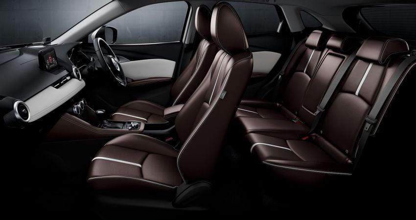 Mazda CX-3 facelift now in Japan, gets new 1.8L diesel Image #821996