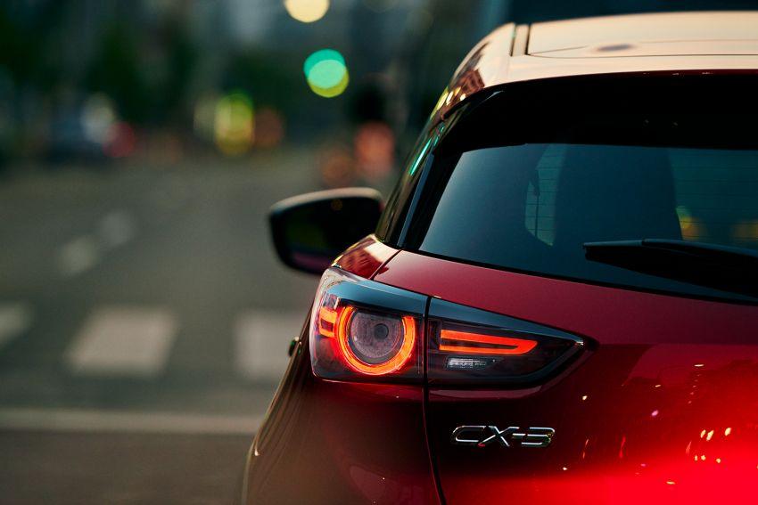 Mazda CX-3 facelift now in Japan, gets new 1.8L diesel Image #822026