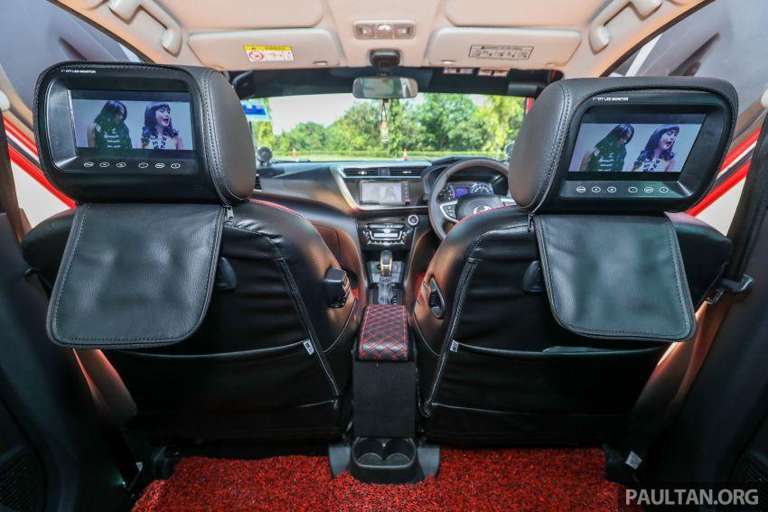 Perodua Myvi, tapi pintu buka macam Lamborghini! Image #815586