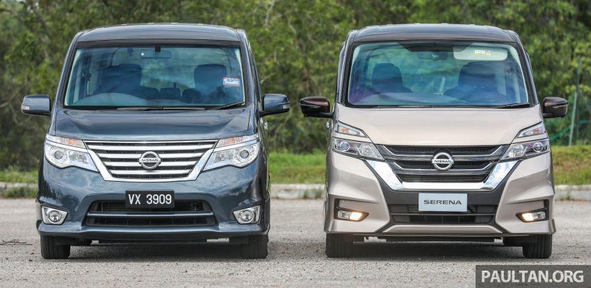 GALERI: Nissan Serena S-Hybrid – lama vs baru Image #817620