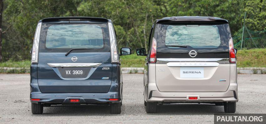 GALERI: Nissan Serena S-Hybrid – lama vs baru Image #817621