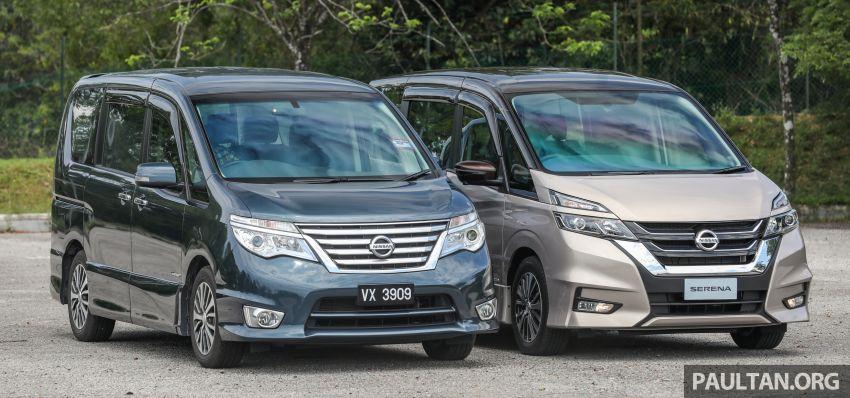 GALERI: Nissan Serena S-Hybrid – lama vs baru Image #817609