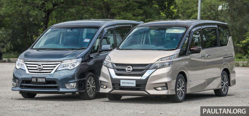 GALERI: Nissan Serena S-Hybrid – lama vs baru Image #817611