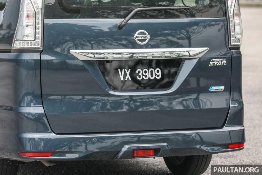 GALERI: Nissan Serena S-Hybrid – lama vs baru Image #817574