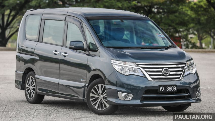 GALERI: Nissan Serena S-Hybrid – lama vs baru Image #817563