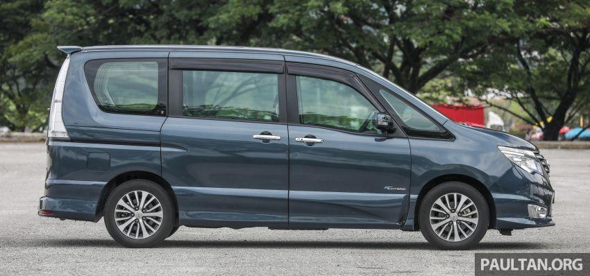 GALERI: Nissan Serena S-Hybrid – lama vs baru Image #817565