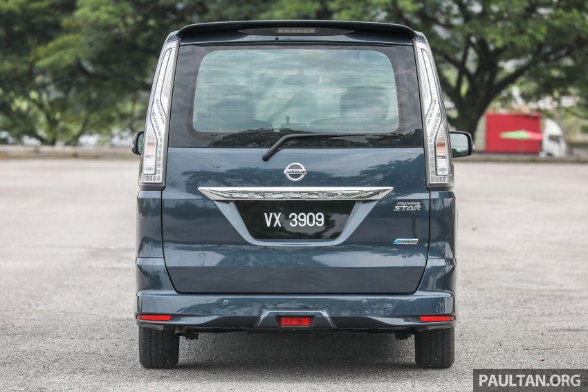 GALERI: Nissan Serena S-Hybrid – lama vs baru Image #817567