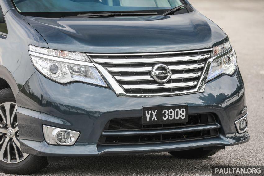GALERI: Nissan Serena S-Hybrid – lama vs baru Image #817568