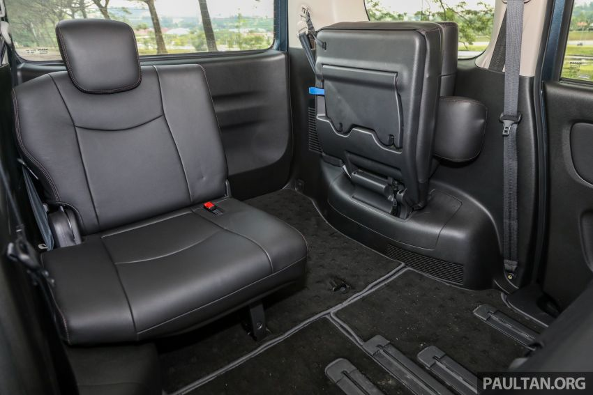 GALERI: Nissan Serena S-Hybrid – lama vs baru Image #817594