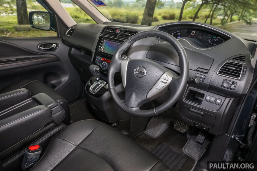 GALLERY: Nissan Serena S-Hybrid, new C27 v old C26 Image #817389